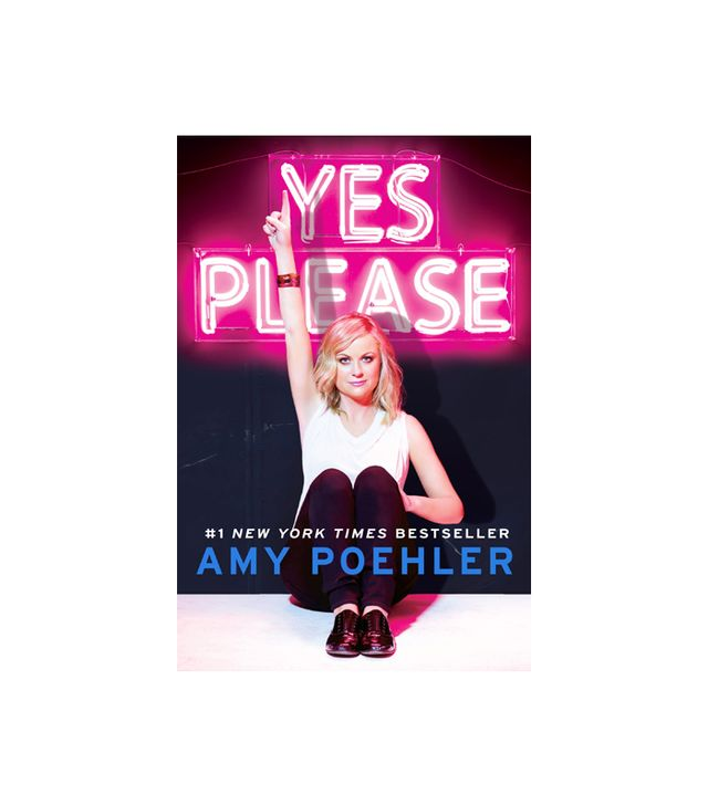 <i>Yes Please</i> by Amy Poehler