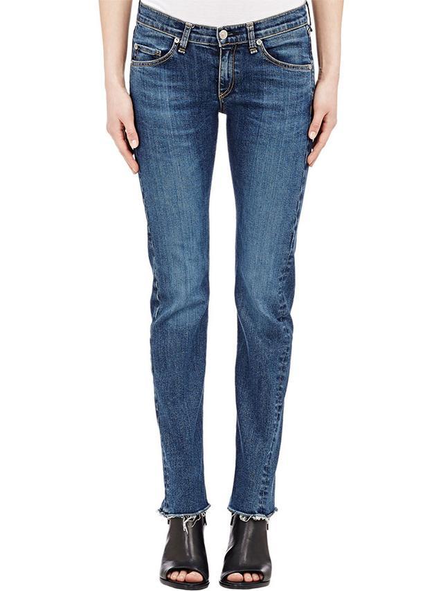 Rag & Bone La Paz Straight-Leg Jeans