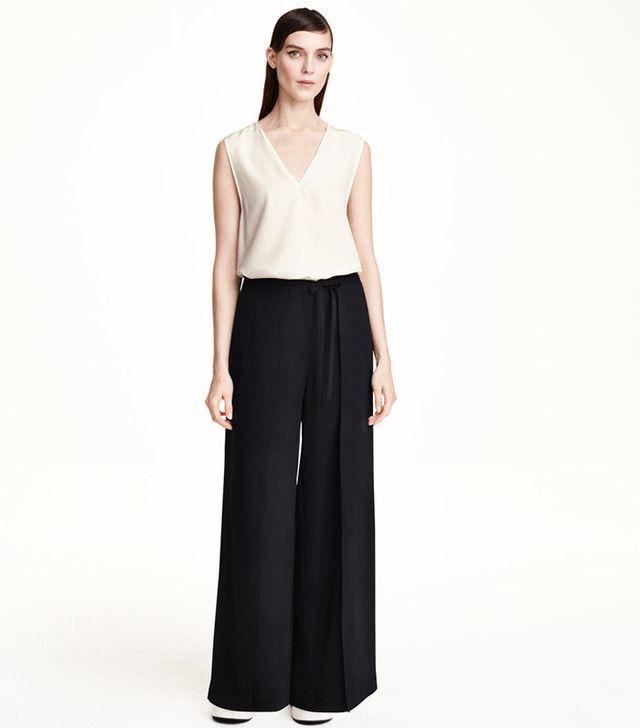 HM Wide-Leg Pants