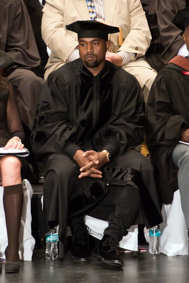 ICYMI: Kanye West Has a Doctorate Degree