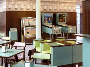 Wes Anderson Designed a Restaurant, and It's Amazing