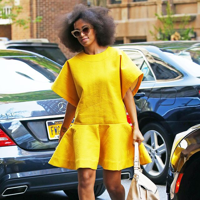 The Pretty Spring Dresses Your Favorite Celebs Are Wearing Right Now