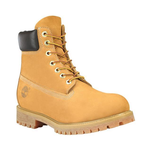 Timberland Premium Boots in Wheat Nubuck