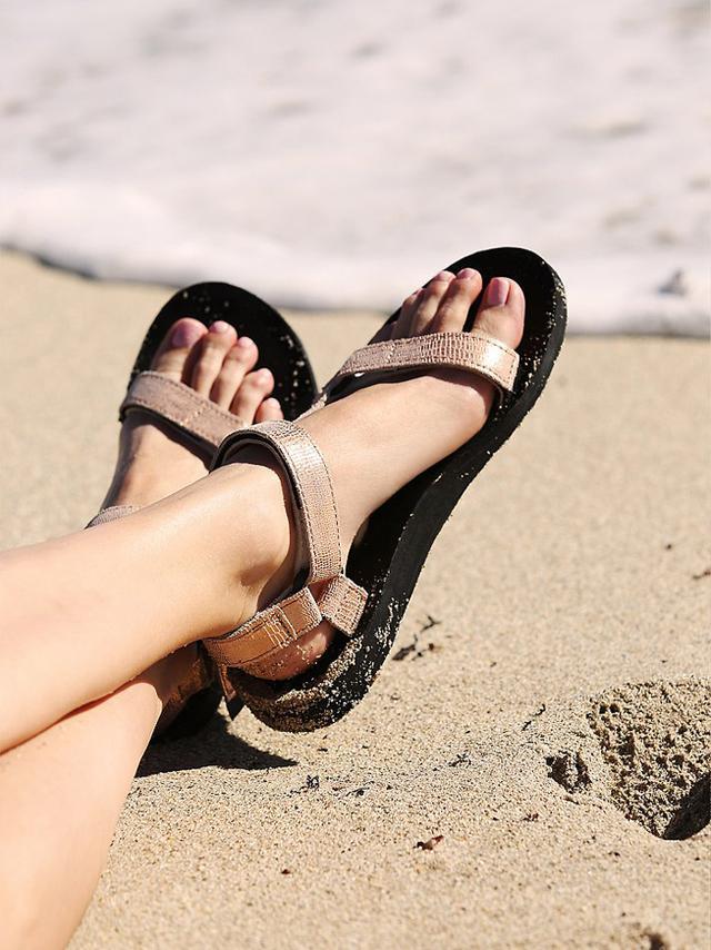 Teva Metallic Universal Teva Sandals