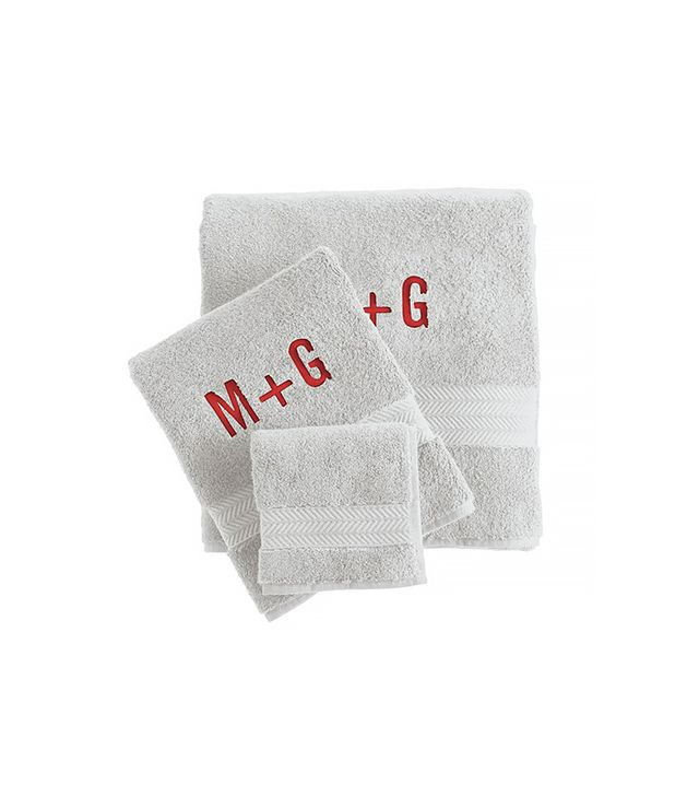 Mark & Graham Turkish Hydro Cotton Towel Set
