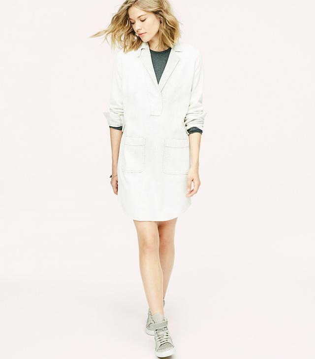 Lou & Grey Textured Artist Dress