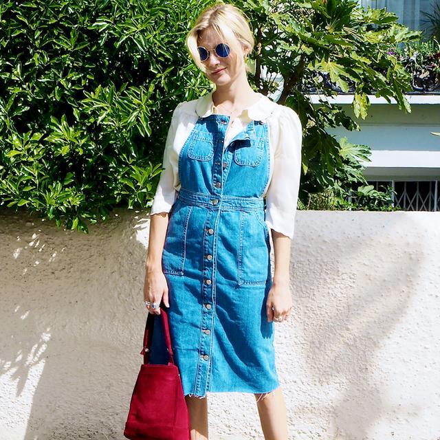 Trend Report: Pinafore Dresses