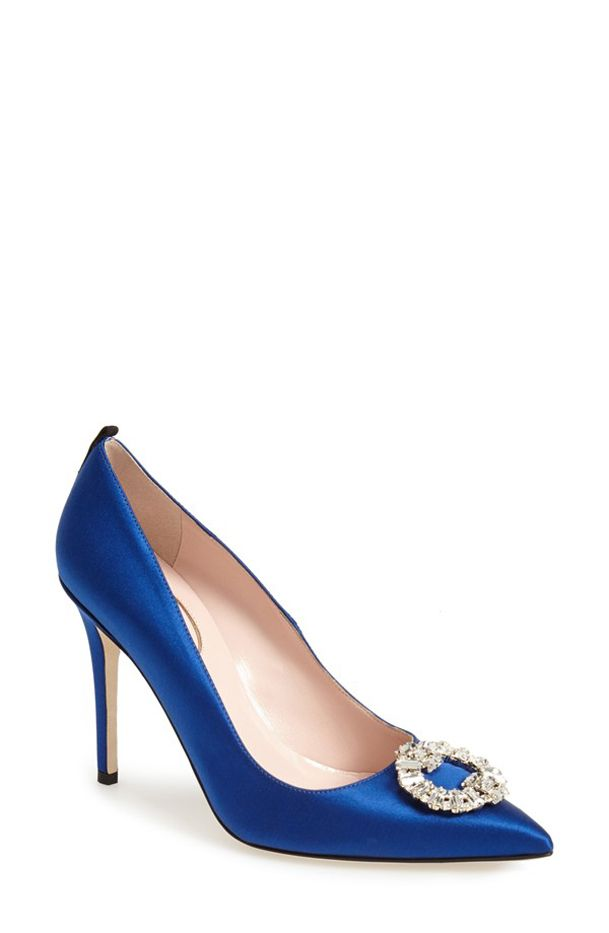 SJP by Sarah Jessica Parker Maddalena Pointy Toe Pumps
