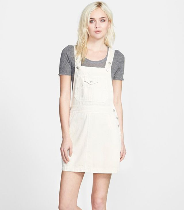 Alexa Chung for AG The Gillian Overalls Dress