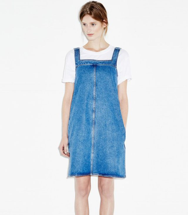 MiH Jeans Protest Pinafore Dress