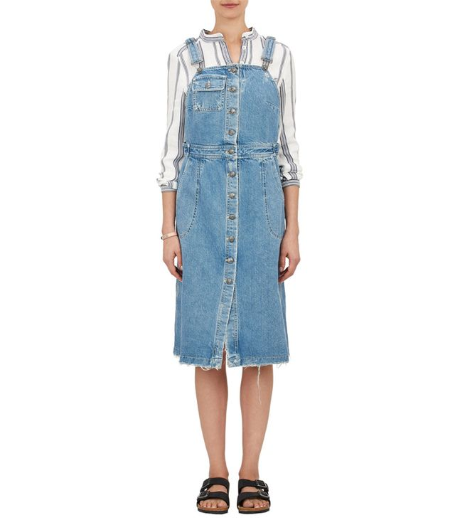 SEA Overalls Dress