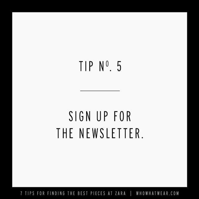 There's nothing like a little newsletter alert in your inbox to influence your buying habits. The brand sends out monthly edits with the chicest curated looks and items sure to be the...