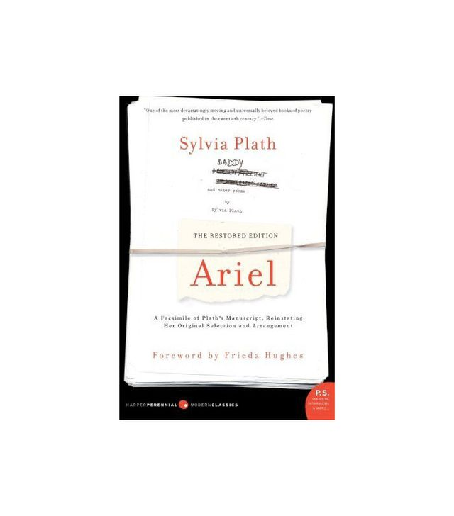 Harper Perennial Modern Classics Ariel: The Restored Edition by Sylvia Plath