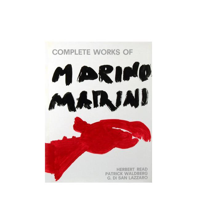 Tudor Publishing Co. Complete Works of Marino Marini by Patrick Waldberg