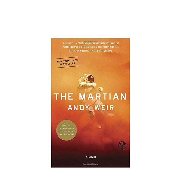 Broadway Books The Martian by Andy Weir