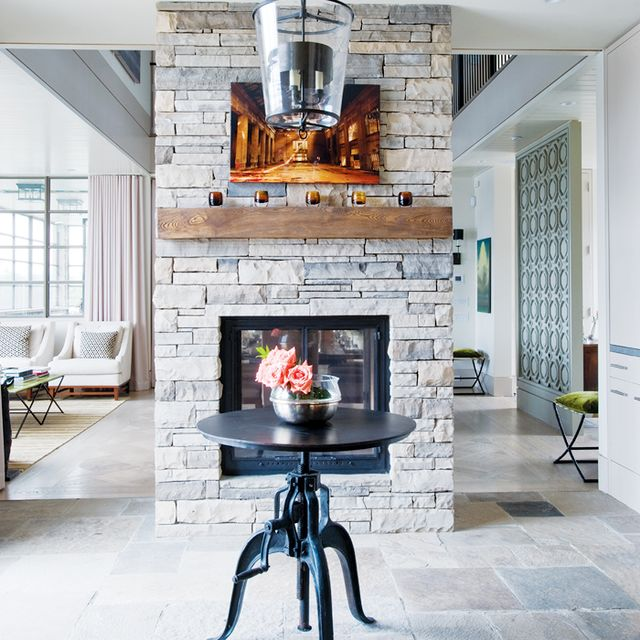 Tour a Designer's Own Stylish Country Home