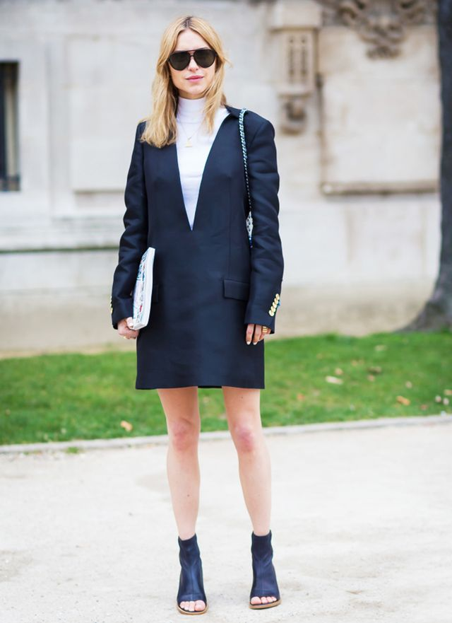 Repurpose your off-duty pieces to work for the office: