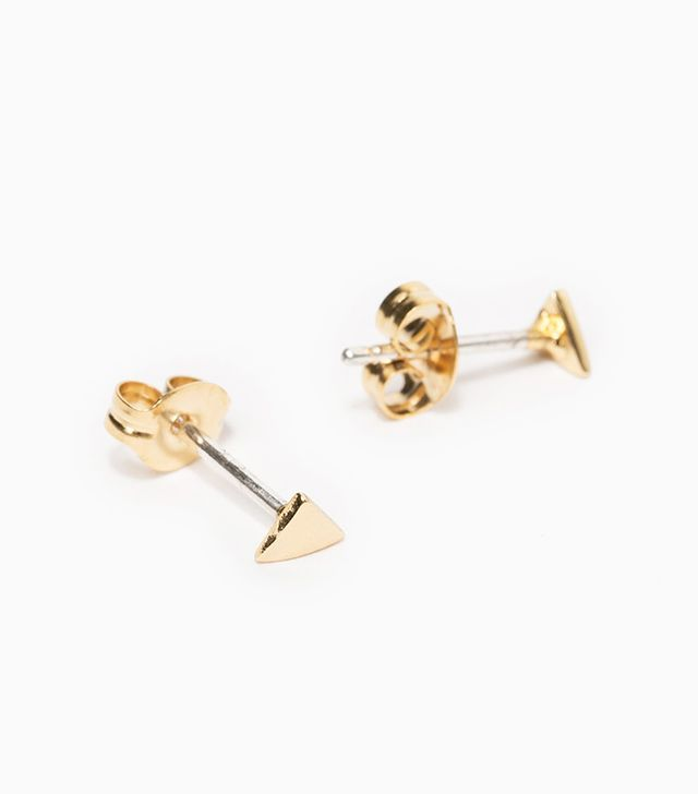 Bing Bang Tiny Triangle Studs