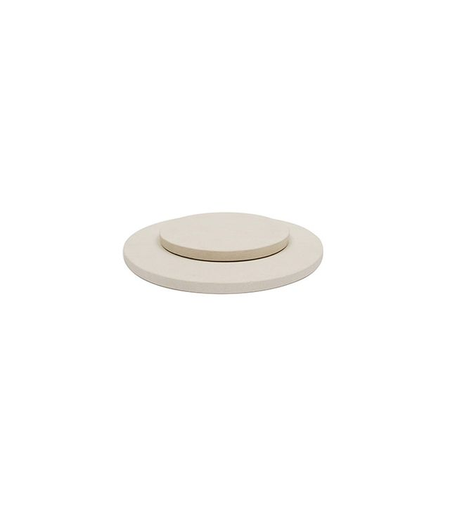 Canvas Home Sandstone Trivets in White