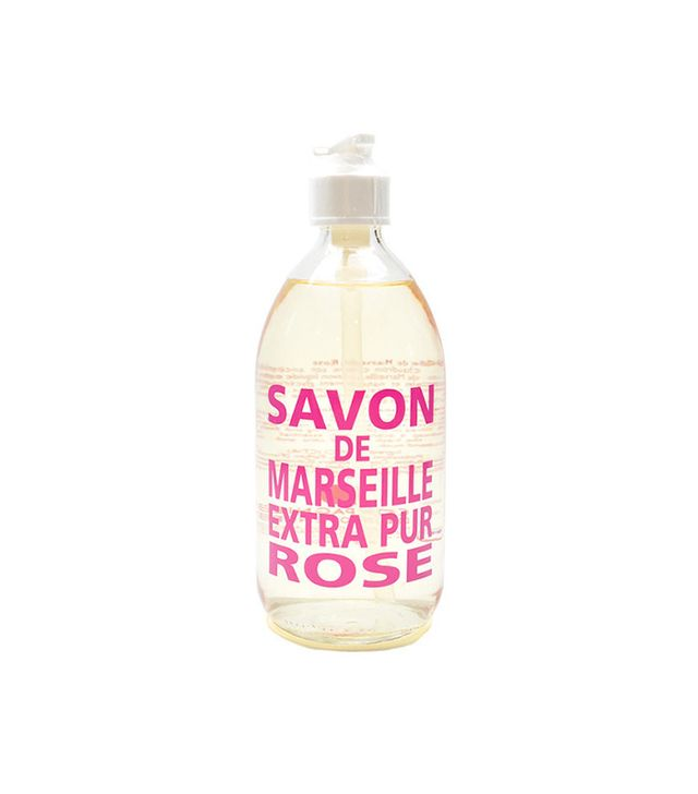 Savon de Marseille Wild Rose Liquid Soap