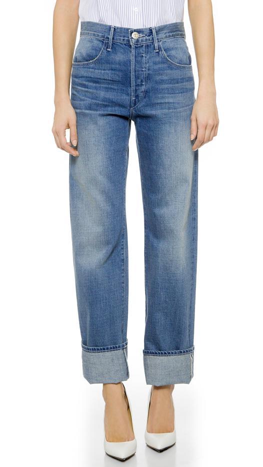 3x1 WM2 Wide Leg Jeans