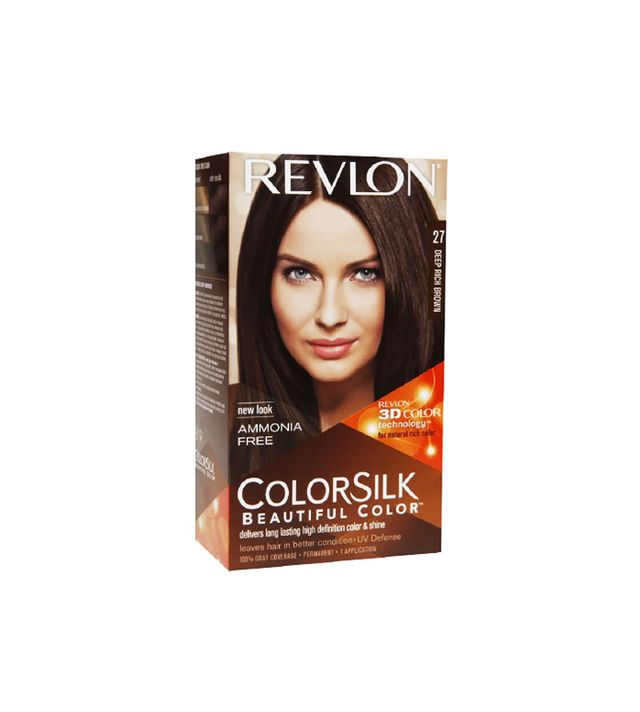 Revlon Colorsilk Beautiful Color in Deep Rich Brown