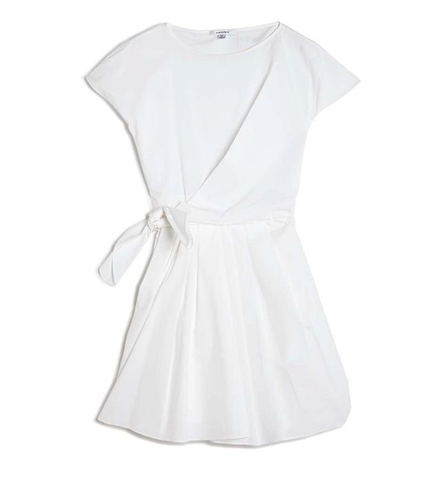 Carven Side Tie Dress
