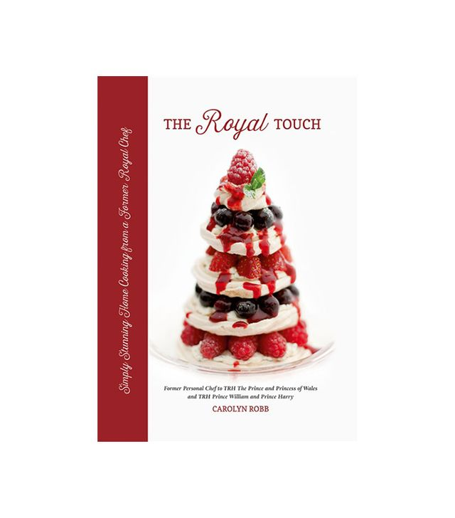 The Royal Touch by Carolyn Robb