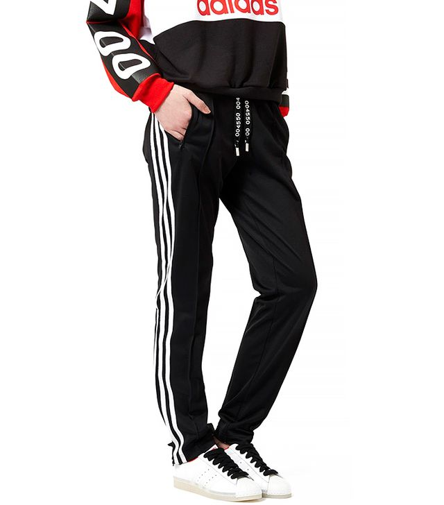 Topshop for Adidas Originals Superstar Track Pants