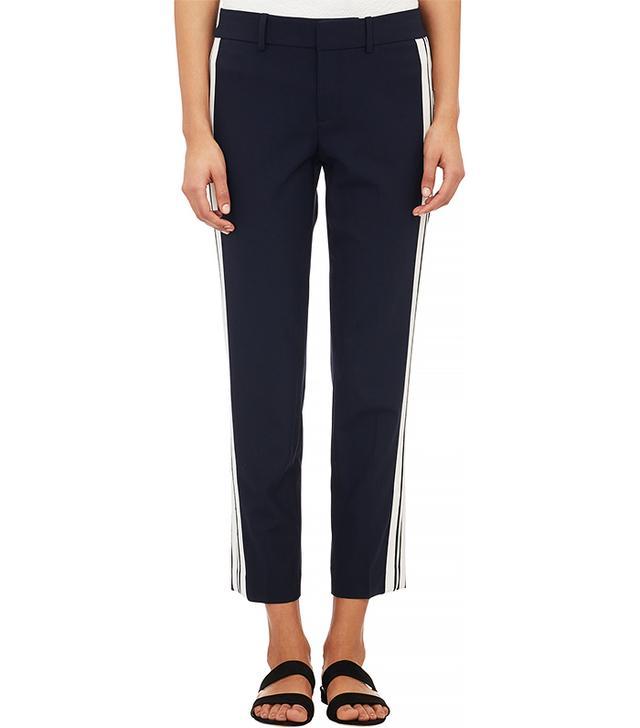 Vince Side-Stripe Trousers