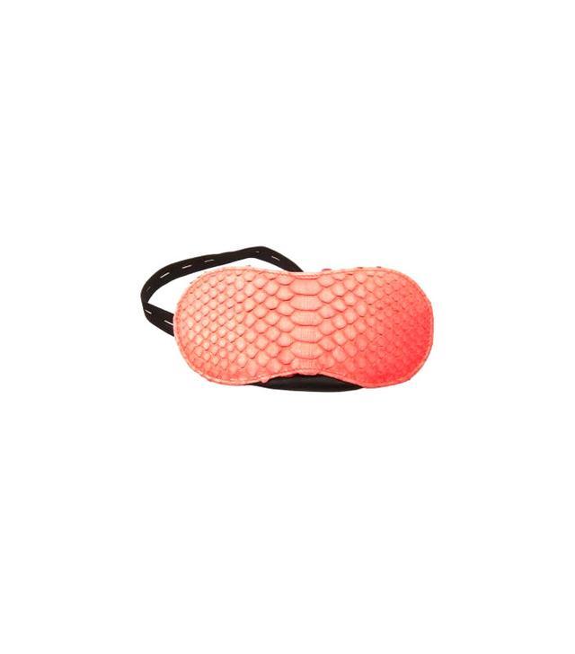Dea Rosa Coral Python Morpheus Sleep Mask