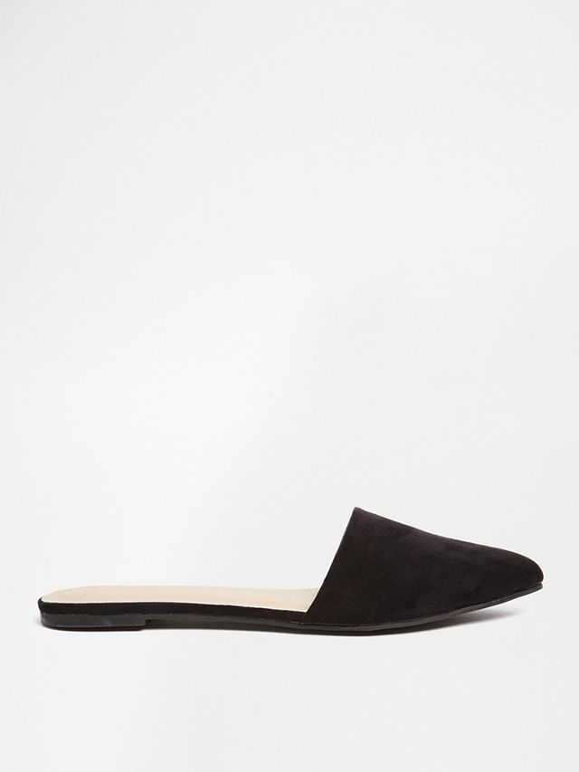ASOS Pointed Mule Ballets