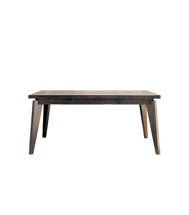 West Elm Angled-Leg Expandable Table