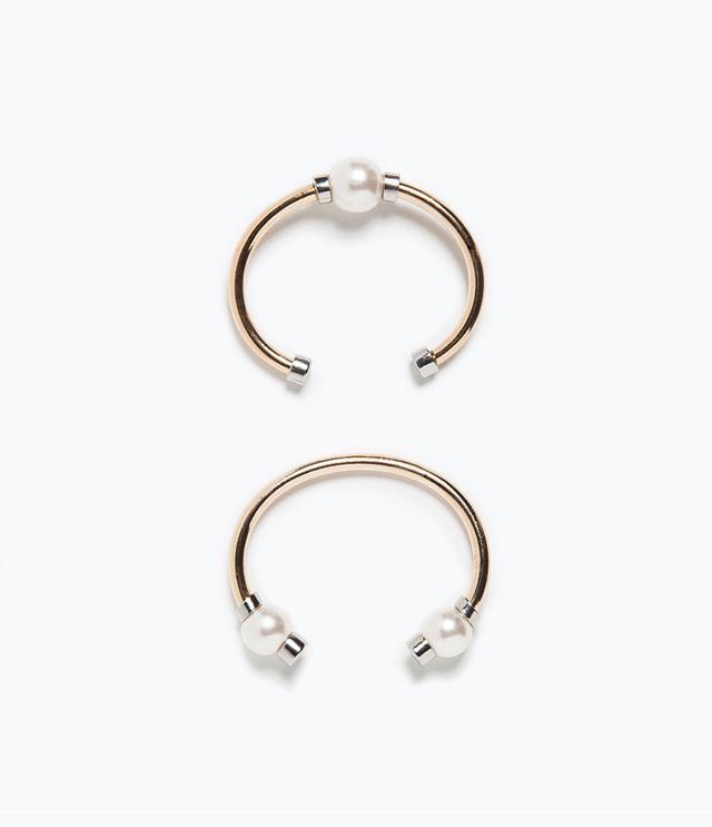 Zara Pearl Bracelets