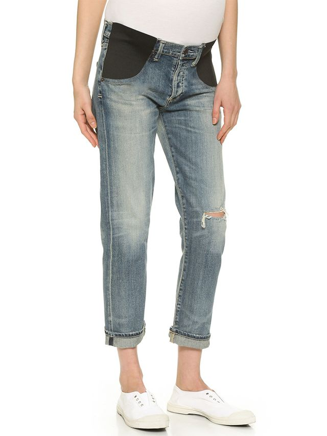 Citizens of Humanity Emerson Maternity Boyfriend Jeans