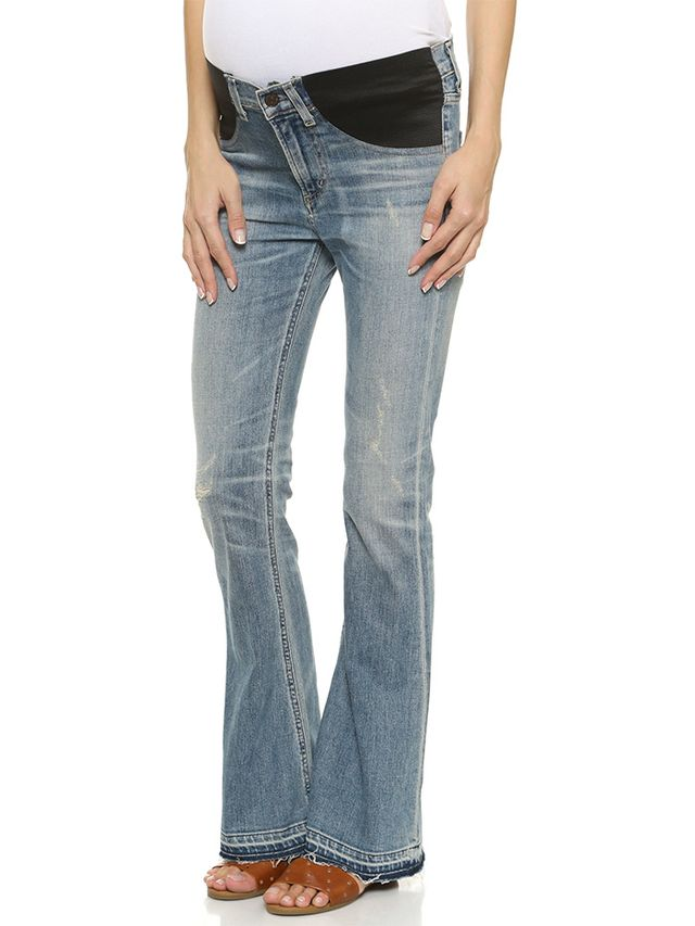 Citizens of Humanity Drew Maternity Flare Jeans