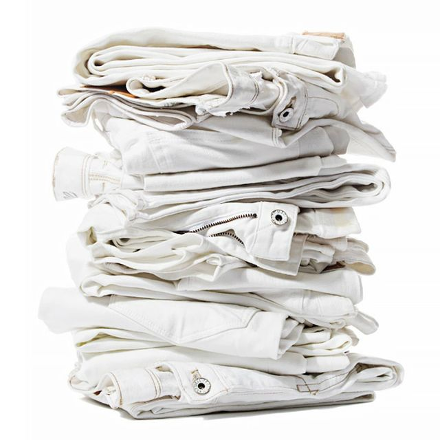 How to Shop for White Jeans When You're Not a Size 2