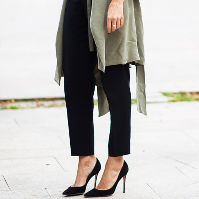 The Most Comfortable Pair of Heels for Work, According to the Internet