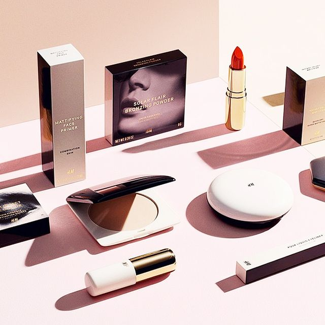H&M's New Makeup Line, Plus More Beauty News