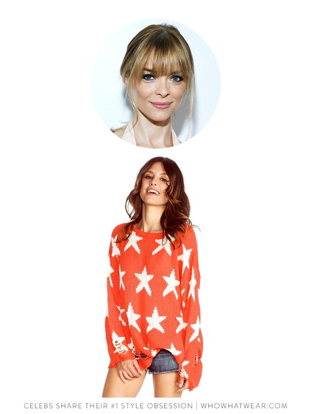 Wildfox Seeing Stars Lenon Sweater