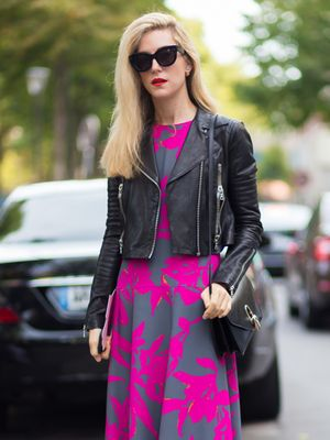How to Quickly Update Your Favorite Floral Dress