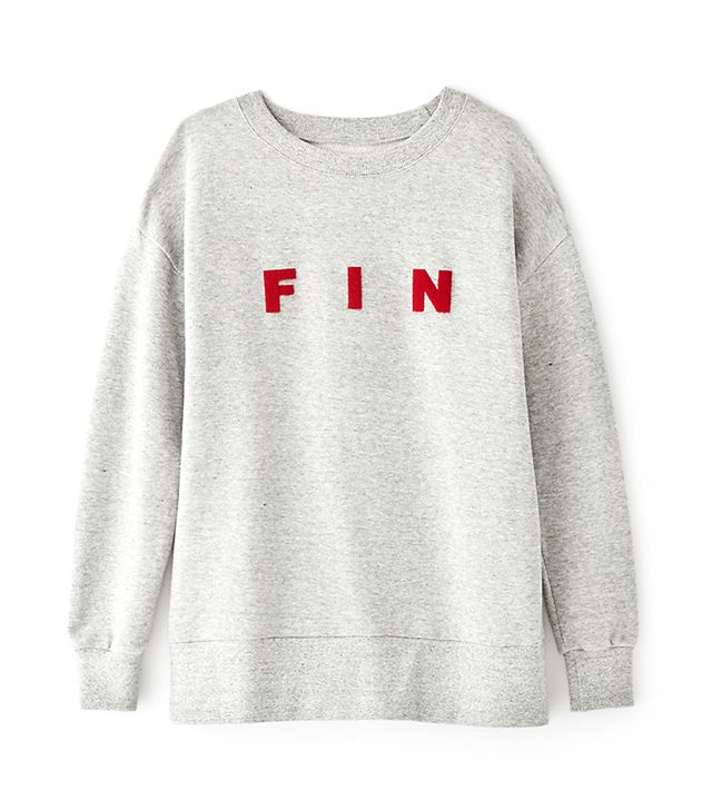 Band of Outsiders Fin Sweatshirt
