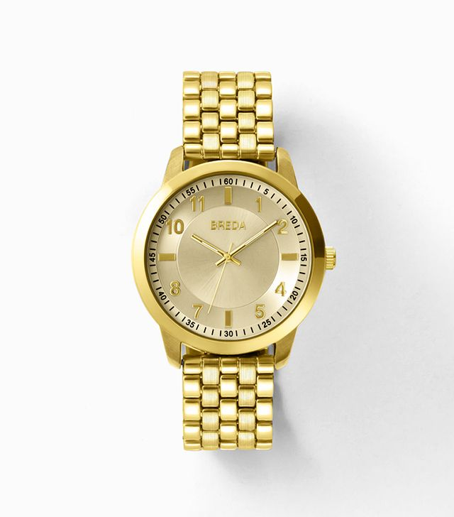 Breda Gold Watch