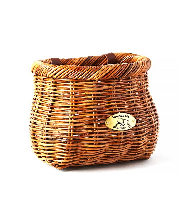 Nantucket Bike Basket Co. Riverknoll Bike Basket