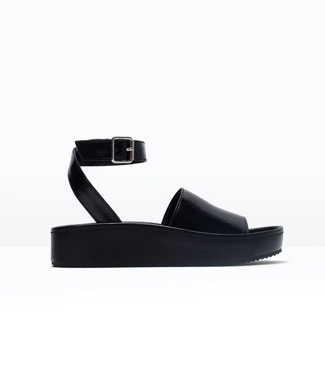 Zara Ankle Strap Sandals