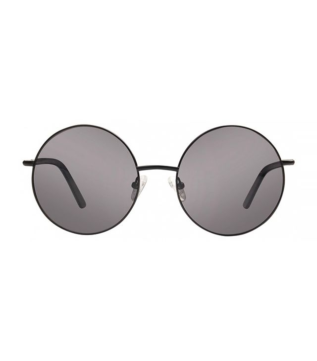 Triple Graces Round Sunglasses