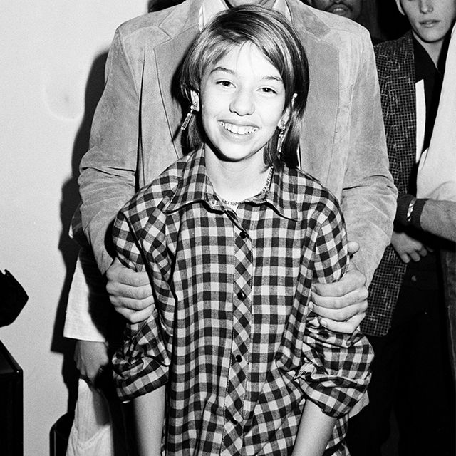 #TBT: Sofia Coppola Makes Us Love Gingham That Much More