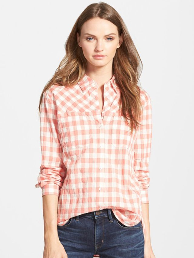 Ace Delivery Gingham Shirt