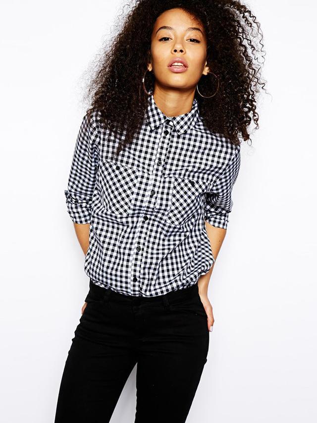 ASOS Gingham Shirt