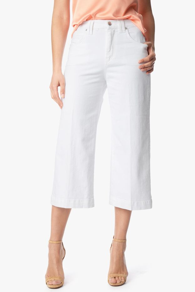 7 for All Mankind Culottes with Trouser Hem